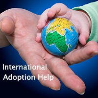 International Adoption Help and information on how to adopt children from around the world